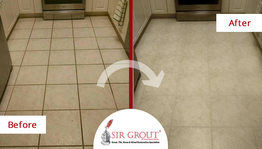 Elegant This European Style Home In Naples Had A Floor And Shower That Wouldnu0027t Get  Clean. See The Results Of A Grout Sealing!