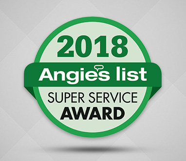 Sir Grout SW Florida Has Been Awarded with the Angie's List Super Service Award