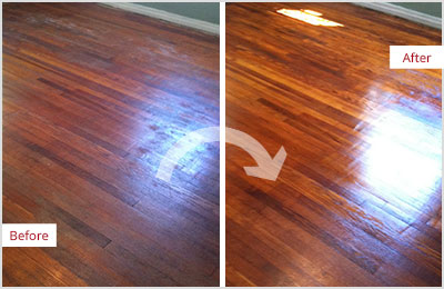 Sir Grout SW Florida Wood Refinishing Sand Free